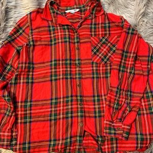 Old Navy Tops - OLD NAVY > The Classic Flannel Shirt